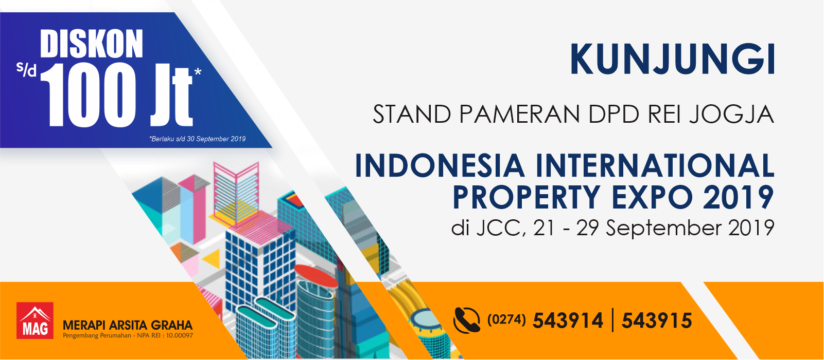Indonesia International Property Expo 2019, The Biggest Property Expo In Indonesia